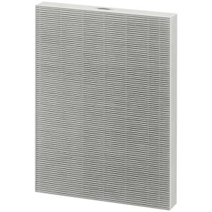 Fellowes 9287101 True HEPA Filter with AeraSafe Antimicrobial Treatment (For 190/200/DX55 Air Purifiers)