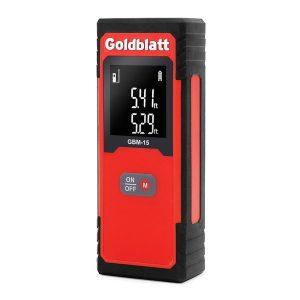 Goldblatt G09200 GB Laser Measure (50 Feet)