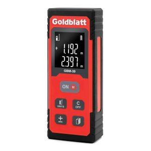 Goldblatt G09202 GB Laser Measure (100 Feet)