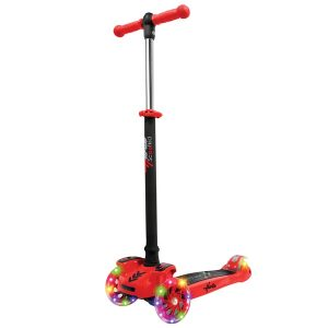 Hurtle HURFS38R Mini Kids Toy Scooter (Red)