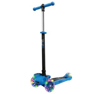 Hurtle HURFS56 Mini Kids Toy Scooter (Blue)
