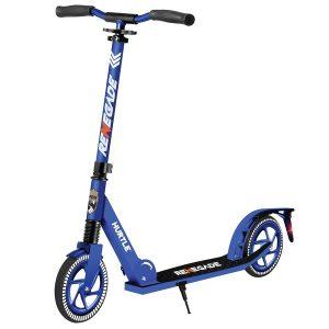 Hurtle HURTSBU Foldable Kick Scooter (Blue)