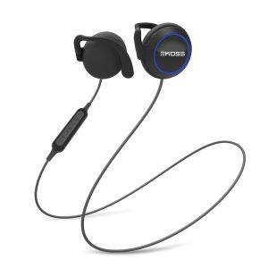 KOSS 196627 BT221i Bluetooth Wireless Headphones