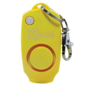 Mace Brand 80732 Personal Alarm Keychain (Yellow)