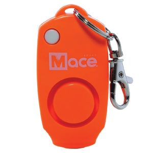 Mace Brand 80734 Personal Alarm Keychain (Orange)