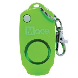 Mace Brand 80735 Personal Alarm Keychain (Green)