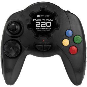My Arcade DGUN-2959 Plug 'N Play Controller with 220 Games