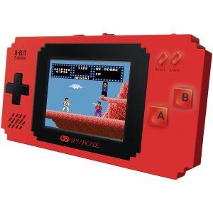 My Arcade DGUNL-3202 Pixel Player Handheld Gaming System