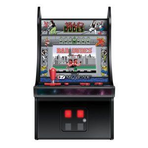 My Arcade DGUNL-3214 Bad Dudes Micro Player