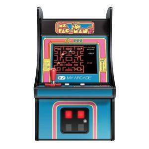 My Arcade DGUNL-3230 Ms. PAC-MAN Micro Player