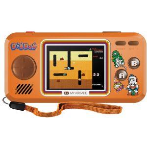 My Arcade DGUNL-3243 DIG DUG Pocket Player
