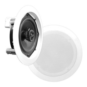 Pyle PDIC51RD In-Wall/In-Ceiling 5-1/4 Inch 2-Way Speakers