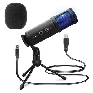 Pyle PDMIUSB50 Universal USB Computer Microphone