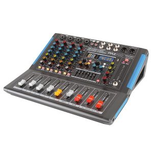 Pyle PMXU46BT 4-Channel Bluetooth Studio Pro Audio DJ Mixer