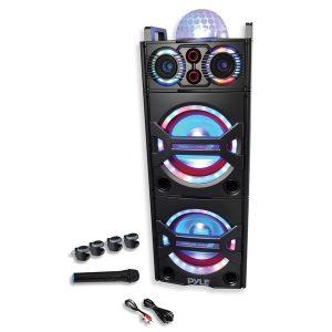 Pyle PSUFM1043BT Karaoke Speaker Sytem