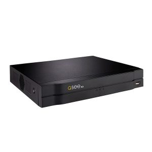 Q-See QC894-1 4-Channel 1080p IP Network Video Recorder with H.264+ Video Compression and Pre-Installed Hard Drive