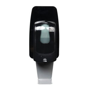SES2-BLACK Wall-Mounted Automatic Hand Sanitizer Dispenser