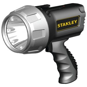 STANLEY SL5HS Rechargeable Li-Ion LED Spotlight with HALO Power-Saving Mode (900 Lumens