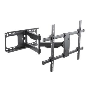 STANLEY THX-SS1364FM 37-Inch to 80-Inch Large Full-Motion Single-Arm TV Mount