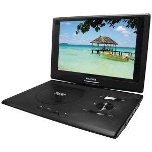 """SYLVANIA SDVD1332 13.3"""" Swivel-Screen Portable DVD Player"""