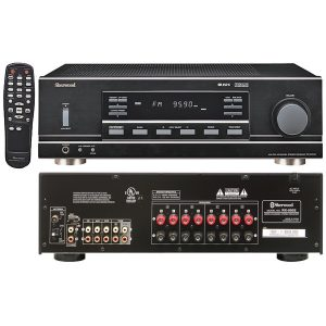 Sherwood RX-5502 4-Channel