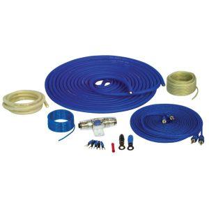 Stinger SS1200XS 4-Gauge Mini-ANL Amp Installation Kit