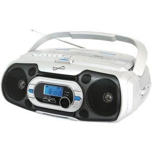 Supersonic SC-729BT Portable Bluetooth Audio System