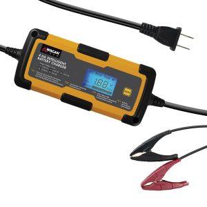 Wagan Tech 7403 4-Amp Intelligent Battery Charger