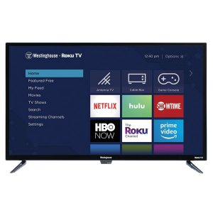 Westinghouse WR32HT2019 32-Inch HX Series 720p HD Smart Roku TV