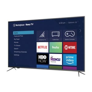 Westinghouse WR42FX2002 42-Inch FX Series 720p HD Smart Roku TV