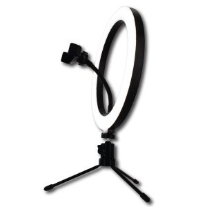 Wireless Gear G0608 Social Media Ring Light and Stand