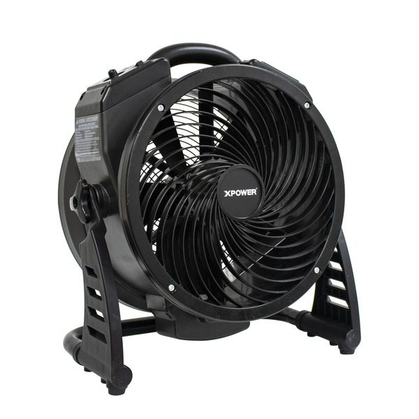 XPOWER M-25 M-25 Axial Air Mover with Ozone Generator