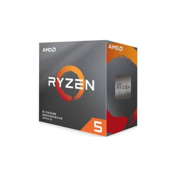AMD Ryzen 5 3500X 100-100000158CBX Processor 6-Core 3.6GHz Socket AM4 CPU