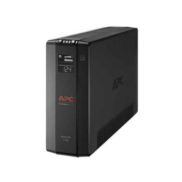 APC Back UPS Pro BX1350M 10-Outlet 810W/1350VA LCD UPS System