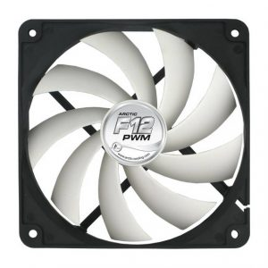 ARCTIC F12 PWM 120 mm Case Fan