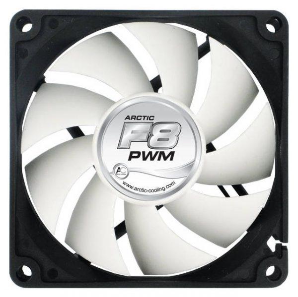 ARCTIC F8 PWM 80x80x25mm Case Fan