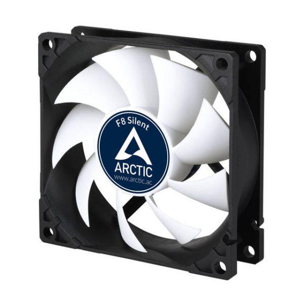 ARCTIC F8 Silent 80mm Case Fan w/ standard case