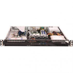 ASRock Rack 1U2LW-X470 AM4 PGA 1331/ AMD Promontory X470/ DDR4/ V&2GbE 1U Rackmount Server Barebone System