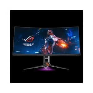 ASUS PG35VQ 35 inch Widescreen 2500:1 2ms HDMI/DisplayPort/USB LED LCD Monitor