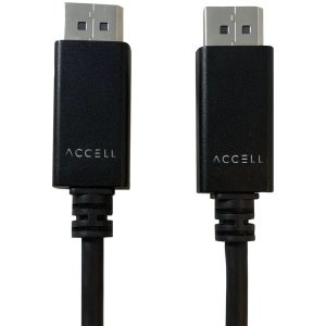 Accell B088C-007B-23 DisplayPort to DisplayPort 1.4 Cable