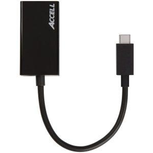 Accell U187B-005B USB-C to HDMI 2.0 Adapter
