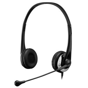 Adesso Xtream P2 Xtream P2 Multimedia Headset with Microphone and Removable Earpads