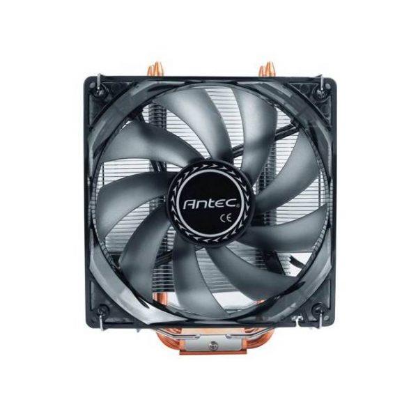 Antec C400 120mm Elite Performance CPU Cooler Fan for Intel LGA 2066/2011/1366/1156/1155/1151/1150/775 & AMD Socket AM4/AM3+/AM3/AM2/AM2+/FM2/FM1