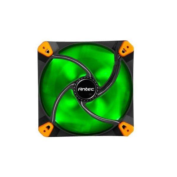 Antec TrueQuiet 120mm Green LED Case Fan