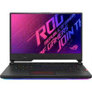 Asus G532LWS-XS96 15.6 inch Intel Core i9-10980HK 2.4GHz/ 16GB DDR4/ 1TB PCIe NVMe SSD/ RTX 2070 Super/ USB3.2/ Windows 10 Pro Notebook (ROG Strix Scar Black)