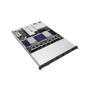 Asus RS700A-E9-RS12 AMD EPYC 7000/ DDR4/ V&2GbE 1U Rackmount Server Barebone System
