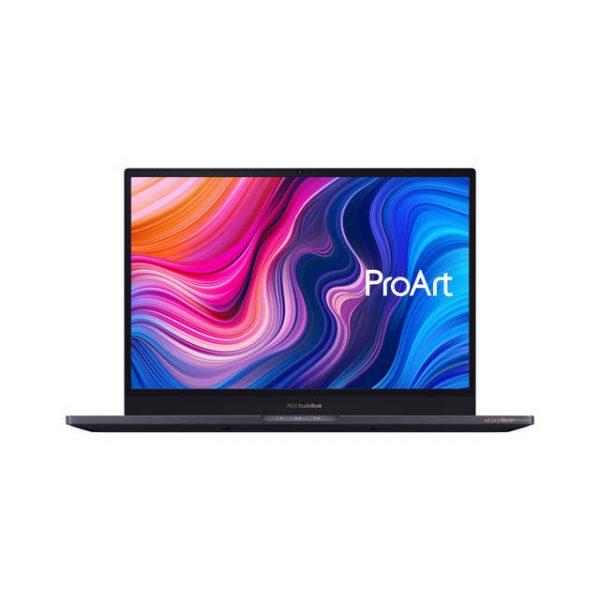 Asus Studiobook H700GV-XS76 17.0 inch Intel Core i7-9750H 2.6GHz/ 32GB DDR4/ 512GB PCIE G3x4 SSD + 512GB M.2 SSD/ RTX 2060/ USB3.1/ Windows 10 Professional Notebook (Star Grey Metal)