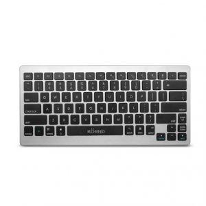 Bornd B33 Wireless Bluetooth 3.0 Keyboard for PC/ipad 1
