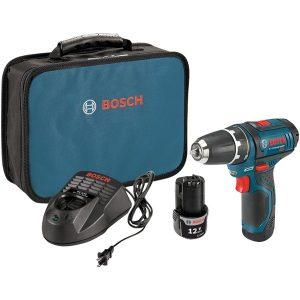 "Bosch PS31-2A 12-Volt MAX 3/8"" Cordless Drill/Driver Kit"