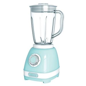 Brentwood Appliances JB-330BL 2-Speed Retro Blender with 50-Ounce Plastic Jar